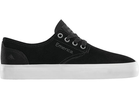 Emerica Youth The Romero Laced Black/White