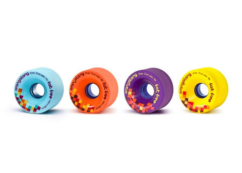 Orangatang Fat Free 65mm