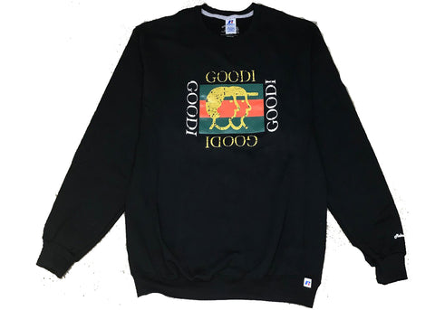 Mehrathon Goodi Crewneck Black