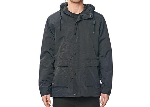 Globe Goodstock Utility Jacket Black