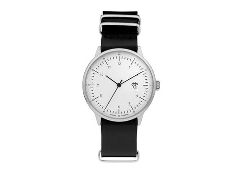 CHPO Harold Black White Watch