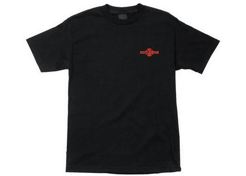 Independent Baker 4 Life T-Shirt Black
