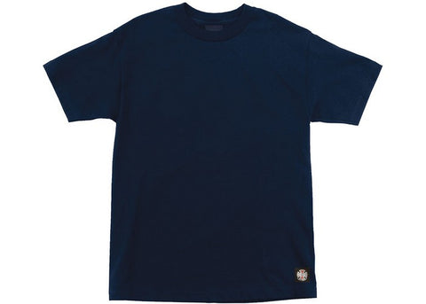 Independent ITC Bold  T-Shirt Navy