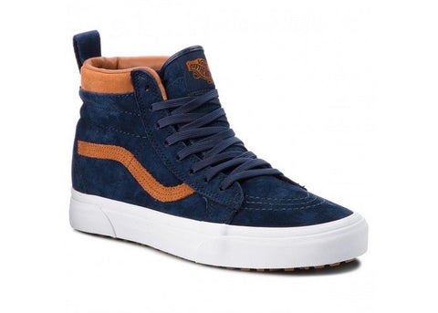 Vans Sk8-Hi MTE Suede/Dress Blues
