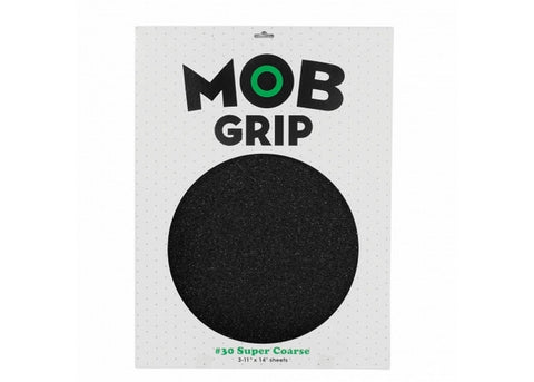 Griptape Mob Super Coarse 3 Pack Black