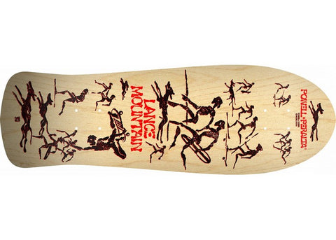 Powell Peralta Bones Brigade 11th Series Lance Mountain 10.0