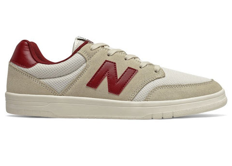 New Balance 425 Tan/Burgundy