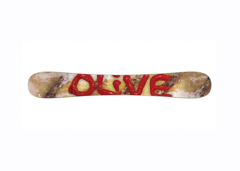 Olive Sub for Bi-Level Snowskate Brat 110