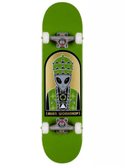 Alien Workshop Priest Green Complete 7.75