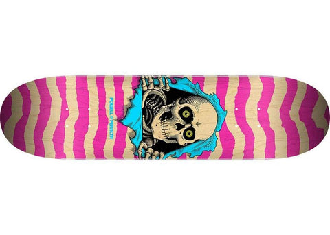 Powell Peralta Ripper Natural Pink 8.5