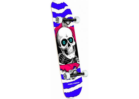 Powell Peralta Ripper One Off 7.75 Purple Complete