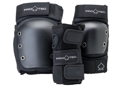 Pro-Tec Street 3-Pack Junior Black