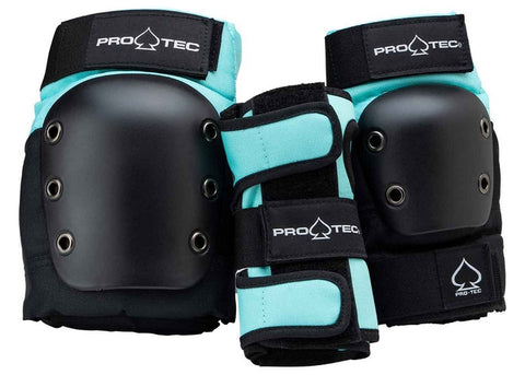 Pro-Tec Street 3-Pack Junior Sky Brown Blue/Black