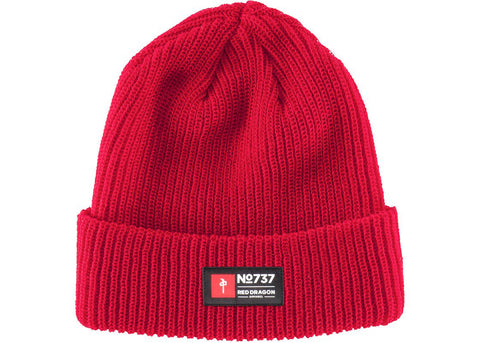 RDS 737 Beanie Red