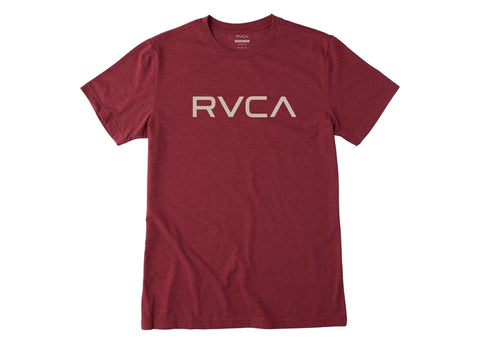 RVCA Big RVCA T-Shirt Red/White
