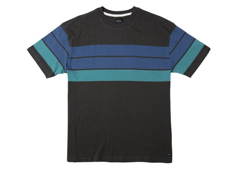 RVCA Payno T-Shirt Pirate Black