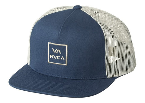 RVCA Boys VA All The Way Navy Antique