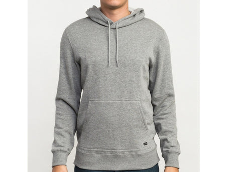 RVCA Dayshift Hoodie Athletic Heather