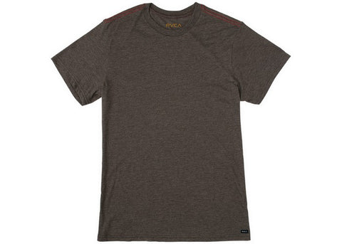 RVCA Solo Label T-Shirt Black