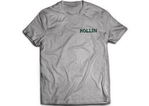 Rollin Hochelaga T-Shirt Green/Grey