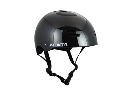 Casque Predator SK8 Soft Hybrid Shell Gloss Black
