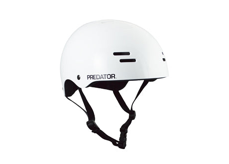 Casque Predator SK8 Soft Hybrid Shell Gloss White