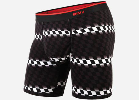 BN3TH Classic Boxer Brief Print Radical Black
