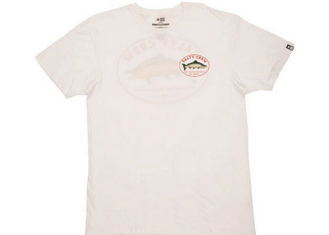 Salty Crew King Sal Premium S/S T-Shirt White