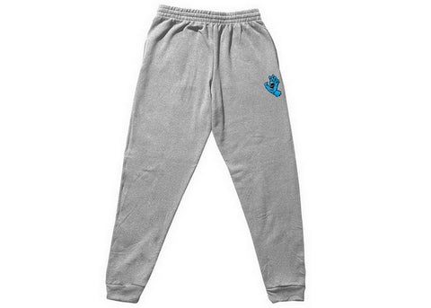 Santa Cruz Simplified Screaming Hand Sweatpant Athletic Heather