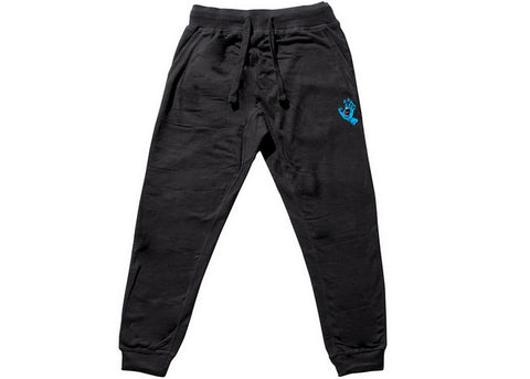 Santa Cruz Simplified Screaming Hand Sweatpant Black