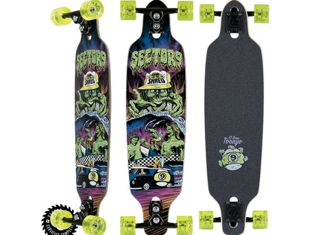 Sector 9 Dawn of  Shred Complete