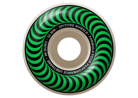 Spitfire Formula Four 99a Classic Green 52MM