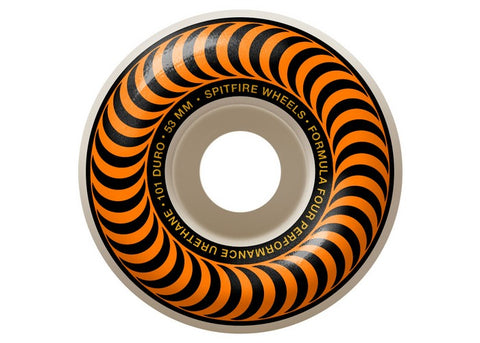Spitfire Formula Four 101D Classic Orange 53MM