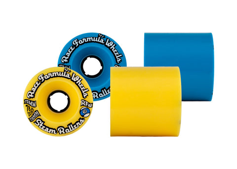 Sector 9 Race Formula Steam Rollers 73mm