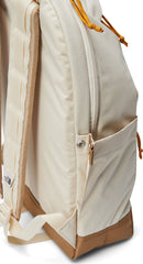 The North Face Daypack Bleached Sand Dark Heather / Utility Brown