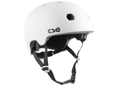 Casque TSG Meta Solid Color Satin White