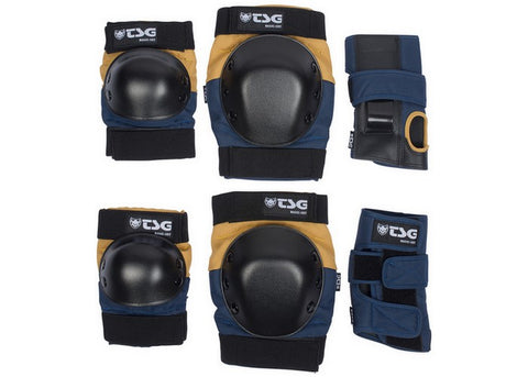 TSG 3 Pack Basic Set Night Blue/ Dusk Yellow