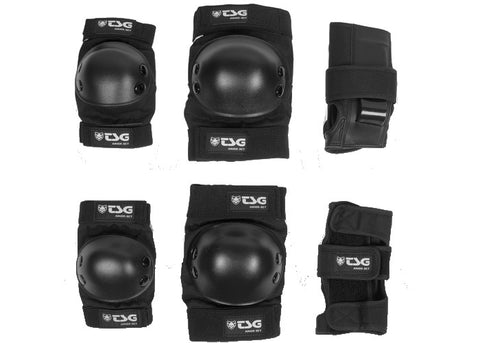 TSG 3 Pack Junior Set Black