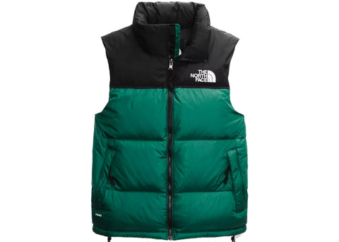 The North Face 1996 Retro Nuptse Vest Evergreen