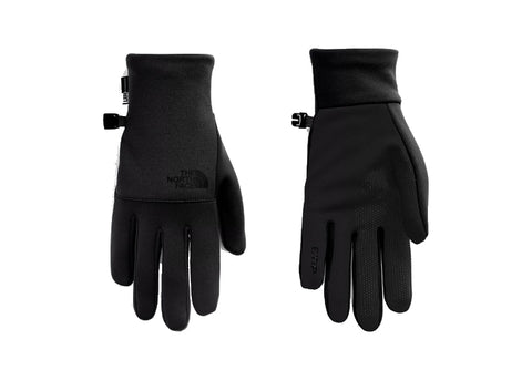 The North Face Etip Reclycled Glove TNF Black/TNF White