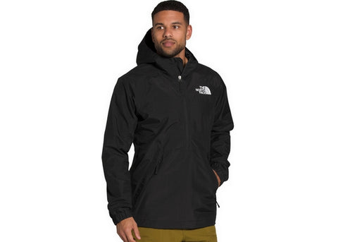 The North Face Up & Over Anorak TNF Black