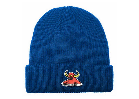 Toy Machine Beanie Monster Blue