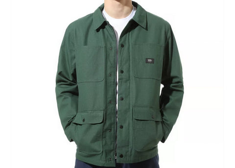 Vans Drill Chore Coat Pine Needle