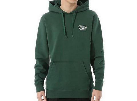 Vans Full Patched Pullover Hoodie Pine Needle