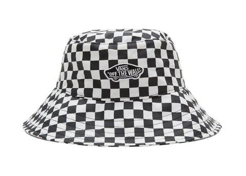 Vans Women Level Up Bucket Hat Checkerboard