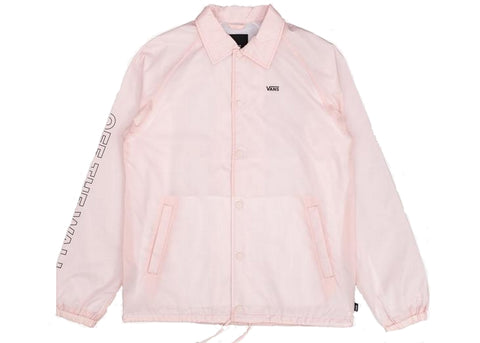 Vans Torrey Coaches Jacket Cool Pink