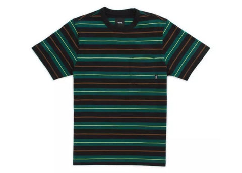 Vans Boys Harmon T-Shirt Black