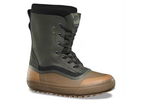 Vans Standard Boot Green/Brown