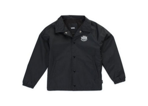 Vans Little Kid Torrey Jacket Black/White