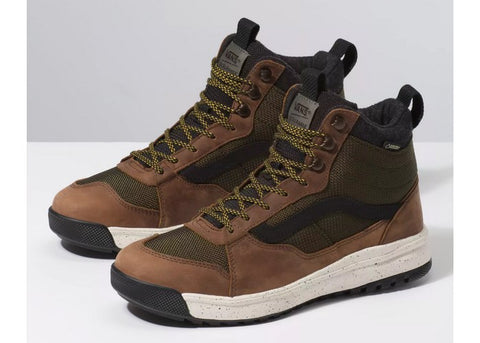 Vans UltraRange MTE Hi Gore-Tex Green/Brown